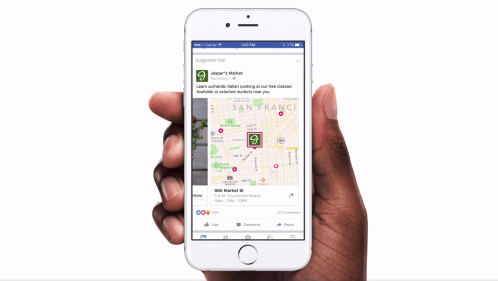 Facebook-local-ads